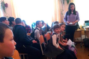 Юбилей комсомола в с. Ункурда Нязепетровского района