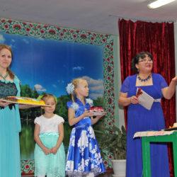 Семья Ахмадуллиных из с. Арасланово Нязепетровского района