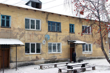 Дом №7 на ул. Клубной в Нязепетровске