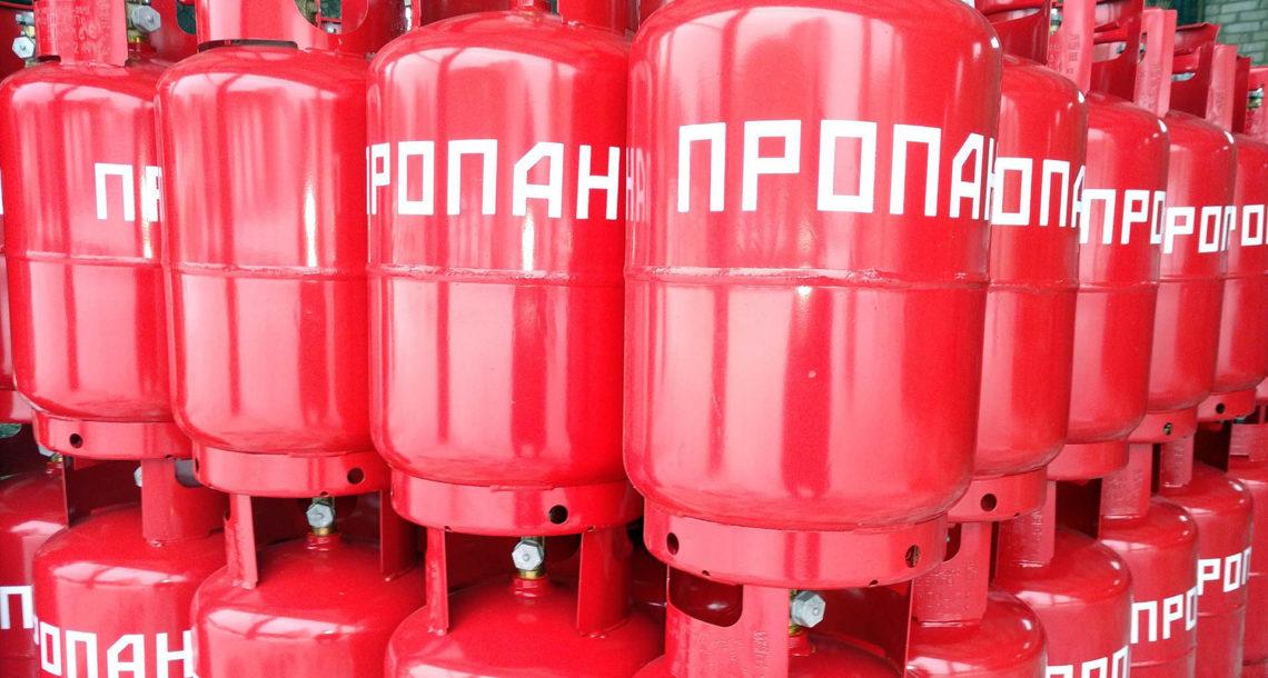 Газовая заправка в Нязепетровском районе