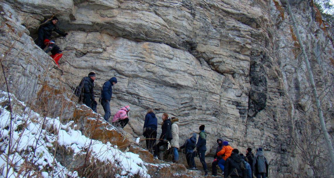 Туристы из Челябинска в Нязепетровске