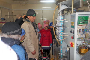 Молочный цех в Нязепетровском районе