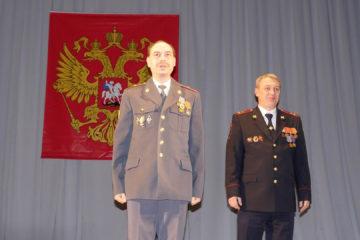 В. Бычков, ветеран МВД из Нязепетровска