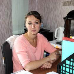 Т.С. Власова, сотрудник администрации Нязепетровского района