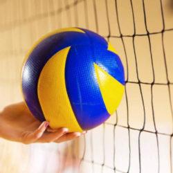 Волейболистки из Нязепетровска