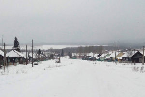 Дорога в д. Аптрякова Нязепетровского района