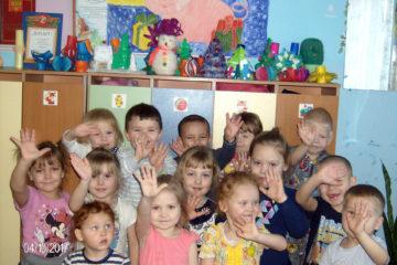 Мастерская Деда Мороза в пос. Арасланово Нязепетровского района