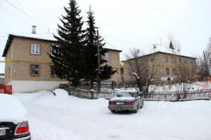 Многоквартирные дома в Нязепетровске