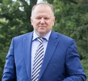 Полномочный представитель Президента РФ в УрФО Николай Цуканов