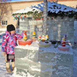 Нязепетровск готовится к Новому году