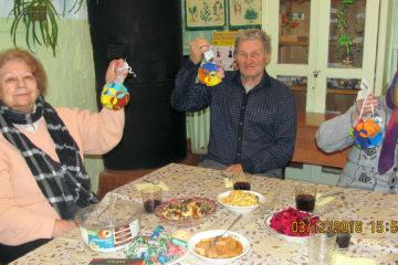 День инвалида в д. Межевая Нязепетровского района
