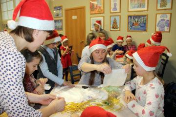 Мастерская Деда Мороза в РДК г. Нязепетровска