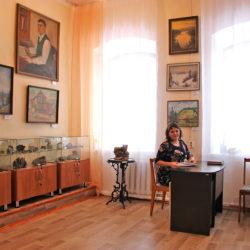 Малый зал МВЦ г. Нязепетровска