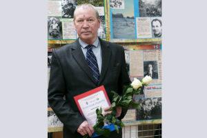 Г.А. Худайбердин, директор СЮН г. Нязепетровска