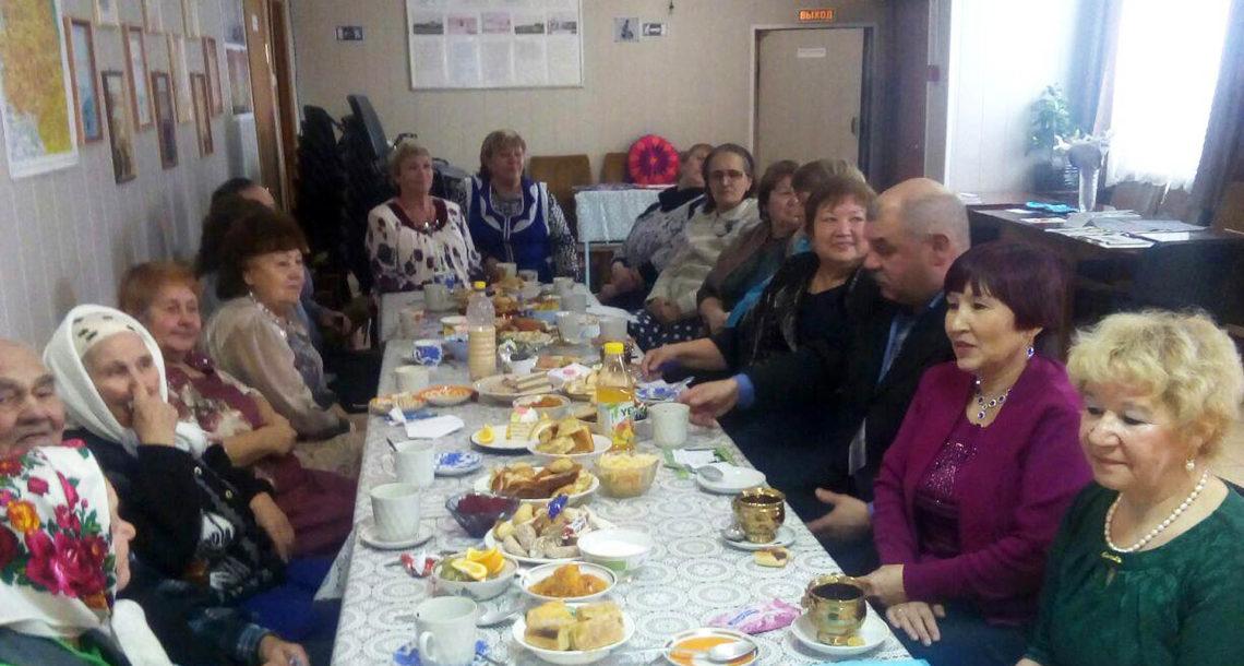 Праздник в ДК с. Ункурда Нязепетровского района