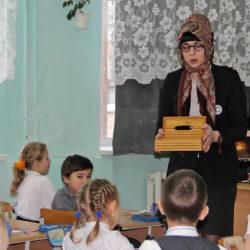 К.С. Устюгова, самый классный классный Нязепетровского района