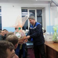 Новогодние подарки на ЛМЗ г. Нязепетровска