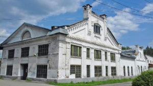 Проект музея в Нязепетровске