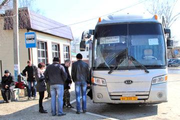 Автобусы до Челябинска будут ходить по старому расписанию
