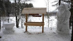 Снежный йети из Нязепетровска