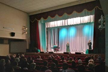 Челябинские артисты в Нязепетровске