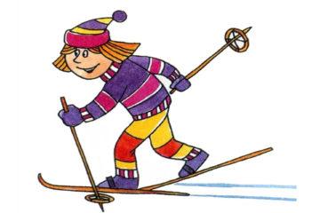 Лыжные гонки в Челябинской области