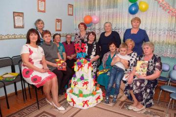 Сотрудники детсада д.Ситцева Нязепетровского района