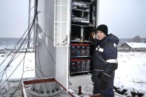 В селе Арасланово Нязепетровского района теперь качественная связь