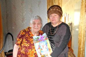 Л.Т. Самохина, единственная в Нязепетровском районе блокадница