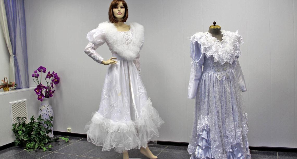 Выставка свадебных платьев в Нязепетровске