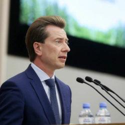 В.В. Бурматов, депутат Госдумы от Челябинской области