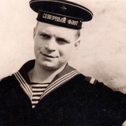 Краевед из Нязепетровска В.Ф. Бычков