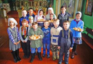 Воскресная школа в Нязепетровске