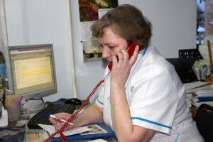 Телефон в ЦРБ г. Нязепетровска не смолкает