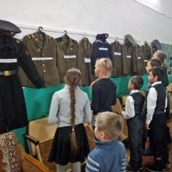 Выставка в д. Аптрякова Нязепетровского района