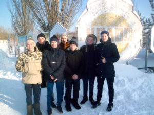 Команда спортсменов из Нязепетровска
