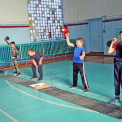 Турнир по гиревому спорту в Нязепетровске