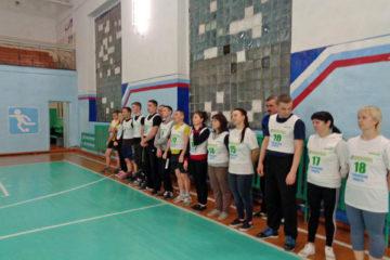 Зимний фестиваль ГТО в Нязепетровске