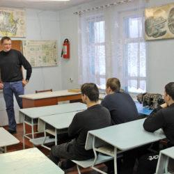 А.Н. Акишев, преподаватель филиала КПГТ в Нязепетровске