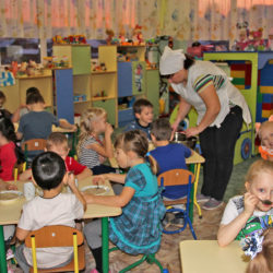 Отряд «Снегири» в Нязепетровском районе