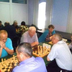 Шахматисты Нязепетровского района