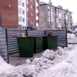 В Челябинской области проверят контейнерные площадки