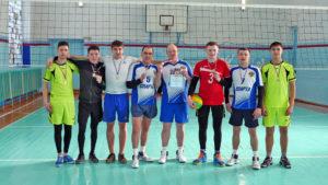 Турнир по волейболу в Нязепетровске