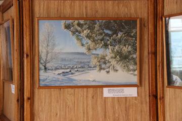Фотовыставка в Нязепетровске
