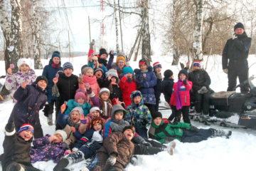 «Зарница-2019» в с. Ункурда Нязепетровского района