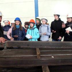 Экскурсия на ООО «ЛМЗ» г. Нязепетровска