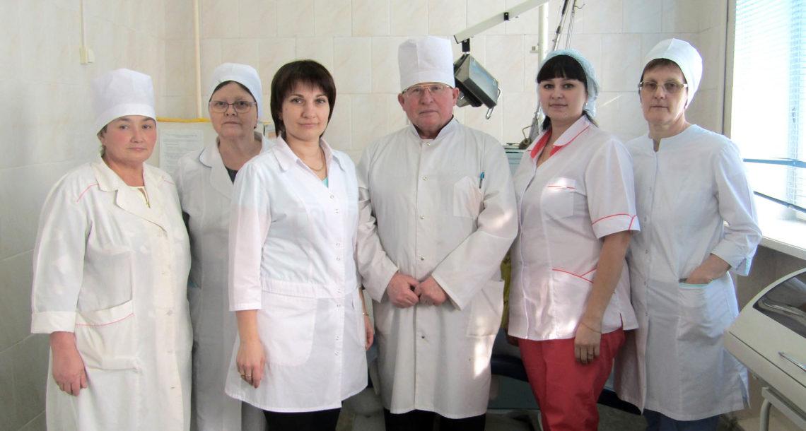В.Г. Швабауэр работает стоматологом в Нязепетровске почти 40 лет