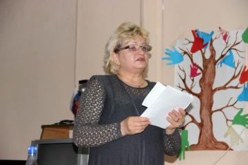 Творческий вечер О. Кулаковой в Нязепетровске