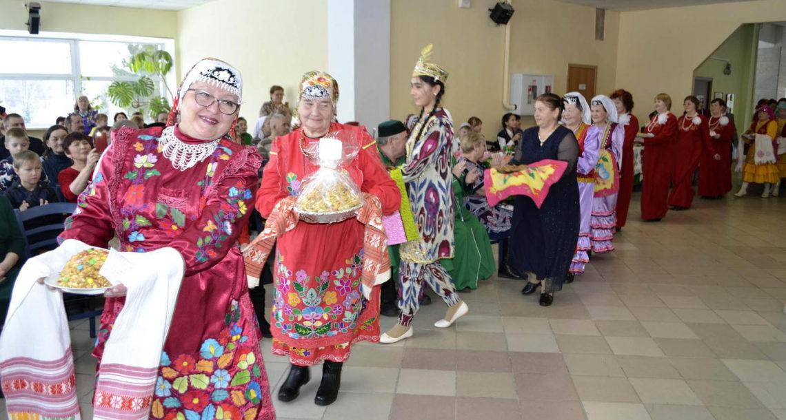 «Чак-чак байрам» в Нязепетровске