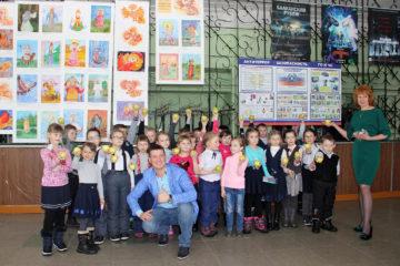 Жители Нязепетровска поменяли батарейки на яблоки